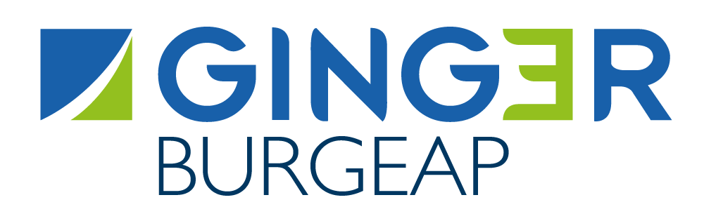 Logo de ginger Burgeap