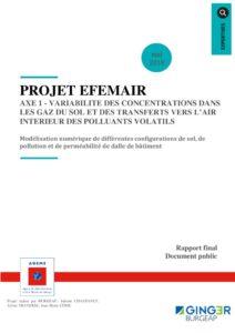 thumbnail of EFEMAIR -Livrable Axe1-modelisation